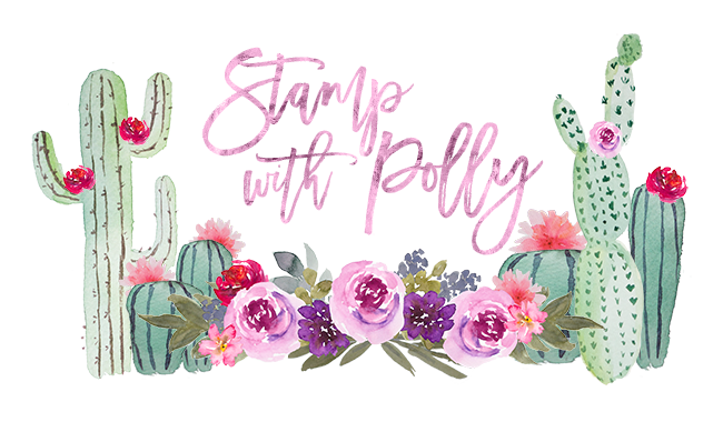 Stamp with Polly