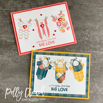 All For Baby Cards
