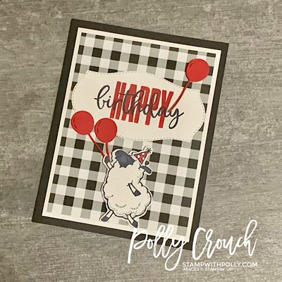 Stamping With Friends Favorite Sale-A-Bration Product Blog Hop