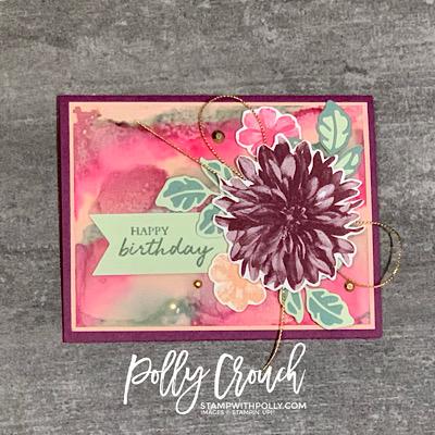 Ink. Stamp. Share Color Challenge Blog Hop